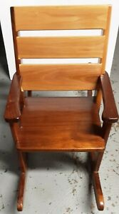 Wooden Rocking Chair For toddler