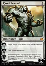 Magic the Gathering Modern Masters 2015 Edition Karn Liberated SLIGHT PLAY