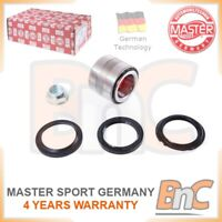 GENUINE MASTER-SPORT GERMANY HEAVY DUTY REAR WHEEL BEARING KIT FOR SUBARU