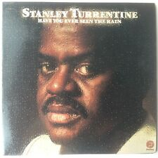 1975 Stanley Turrentine / Have You Ever Seen the Rain Vinyl Record LP