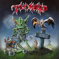 TANKARD - ONE FOOT IN THE GRAVE   CD NEW+