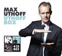 MAX UTHOFF - UTHOFF-BOX  4 CD NEU