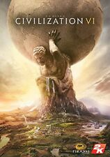 Sid Meier's Civilization VI PC & Mac [Steam Key] (CIV 6) NO DISC