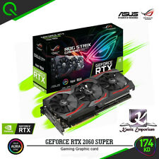 ASUS GeForce RTX 2060 SUPER 8GB GDDR6 Graphics Card with Powerful Cooling X1 Uni