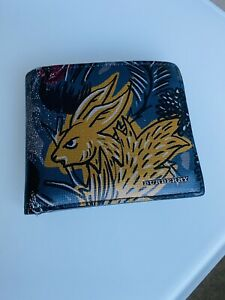Ultra Rare Genuine Burberry Rabbit Beasts Wallet (£350)