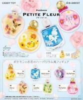 RE-MENT Pokemon Petite Fleur Miniature Toy Figure #4 Eevee Eievui Herbarium NEW