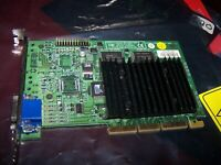 NVidia 180-P0016-0000-B01 16MB AGP 4X/8X Video Card Compaq PN 175779-001