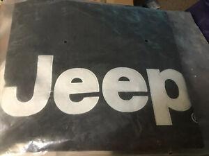 1997-2006 Jeep Wrangler V-Style Front Hood Cover MOPAR GENUINE OEM BRAND NEW