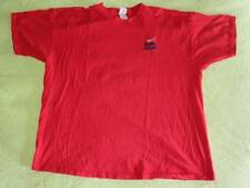 Blain's FARM & FLEET Store Red SHIRT Man's Sz 3XL Logo Find Value XXXL Adult