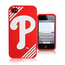 Philadelphia Philies All Silicone IPHONE 4/4S cell phone soft cover/case