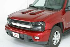 Smooth 2 Piece Large Hood Scoops for 1988-2000 Chevrolet Pickup