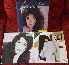LANI HALL **Set Of 3 LP' s IN SPANISH** 1982, 84, 85 CAMILO SESTO Jose Feliciano