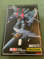 TAKARA TRANSFORMERS MASTERPIECE MP3 'STARSCREAM' GENUINE.