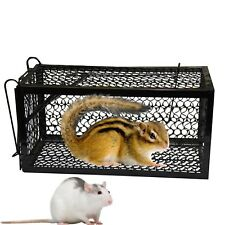 Catch Release Humane Animal and Rodent Cage Trap for Rats Chipmunk Squirrel