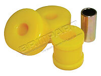 Land Rover Defender Polyurethane Steering Damper Bush Kit Yellow DA2425