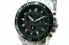 CITIZEN PROMASTER Eco-Drive PMP56-3051 Chronograph Men's Watch New in Box