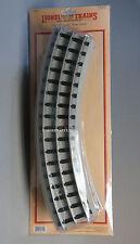 MTH LIONEL CORP TINPLATE REALTRAX STANDARD GAUGE CURVE TRACK (4 PK) 11-99042-4