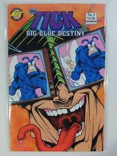 """THE TICK - BIG BLUE DESTINY"" #3  (1998) New England Comics (NEC) - FN+"