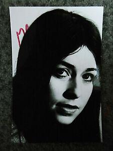 "Alte Autogrammkarte ""Gypsy"" mit Autogramm"
