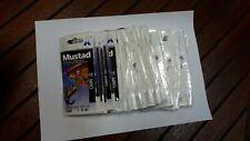 Lot de 50 pochettes de 2 montage carpe Mustad (672004)
