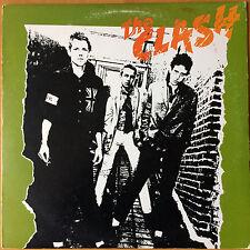 """The Clash """"The Clash"""" LP/Promo 7-inch Single"""