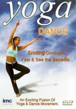 Yoga Dance - Healthy Living Series (DVD) Susan Fulton