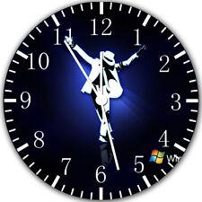 Michael Jackson Frameless Borderless Wall Clock Nice For Gifts or Decor X38