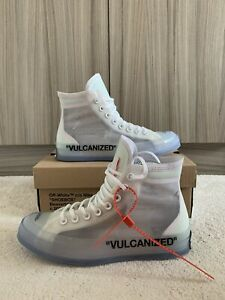 Off White X Converse Chuck Taylor All Star / Size 6.5