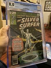 FANTASY MASTERPIECES #1 THE SILVER SURFER | VF/NM | MARVEL Comics 1979