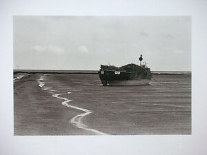 Ulrich Mack, Skiagraphie/Fotografie, signiert & numm.10/50, Pellworm, ZEN III