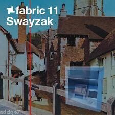 ♪♪ CD SWAYZAK FABRIC 11 ♪♪
