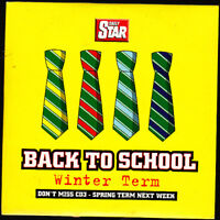 Promo CD, Back to school Vol1, Pigbag, Dead or alive, The Gap Band, Felix