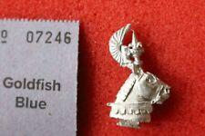 Warhammer Bretonnian Grail Knight Bretonnia Metal Horse Head Bit Knights Spare A