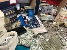 🔥 Us Coin Lot Silver Coins Old Us Money Bullion Set Treasure Mixed Lot Hoard 🔥