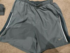 NIKE DRI FIT Mens Activewear Shorts Size Large