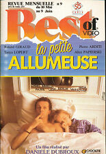 BEST OF VIDEO 09/88 ROLAND GIRAUD ALICE PAPIERSKI PIERRE ARDITI SARAH BERRY