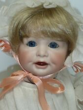 """13"""" German K Star R 116A Baby Repro by Ckp 1988, Sweet Doll"""