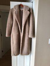 Hm Zara style , Long Coat Tan Camel Xs - S