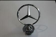 Mercedes - Benz Stern Emblem Motorhaube W202 W203 W210 W211 W220 ( W124 Mopf )