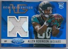 2014 Allen Robinson Certified New Generation Blue Jersey 78/99 #NG-AR PSU Jags