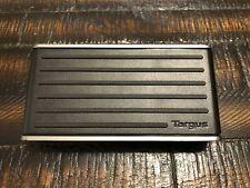Targus DOCK120 Universal USB 3.0 DV1-2K Compact Docking Station DOCK120USZ-51