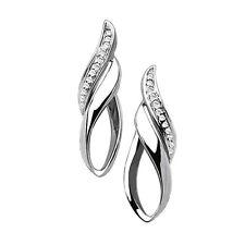 ORECCHINI FANTASIA COMETE ORB 559 DIAMANTI ORO EARRINGS GOLD BRILLANTI DIAMONDS