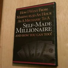 How I Went From Making $5.50 an hour as a mechanic to Self Made Millionaire DVD