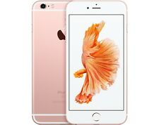 Apple iPhone 6S 16GB ROSE GOLD Oro Rosa Dorato Retina 3D HD NUOVO LTE Smartphone