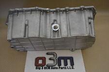 2000-2005 Buick LeSabre Pontiac Bonneville Engine Oil Pan new OEM 12587389