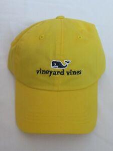 NEW MEN'S VINEYARD VINES LOGO BASEBALL HAT, PICK A COLOR, ONE SIZE