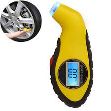 Car Bike Truck Auto Air PSI Meter Tester Tyre Gauge Digital Tire Pressure Gauge