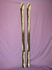 K2 Telemark Super STINX tm light backcountry skis 188cm bindings not included ~~