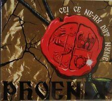 Phoenix-Cei ce Ne Au Dat Nume Romanian prog psych cd