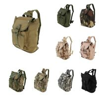Military Molle Camping Backpack Women Tactical Hiking Travel Bag Outdoors